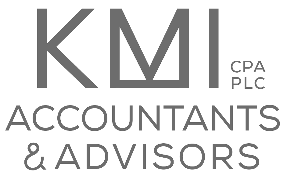KMI CPAs, Think forward.